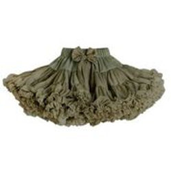 PETTISKIRT SKIRT - KHAKI - MF