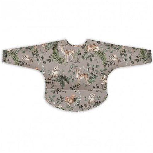 Waterproof apron with sleeves - Baby Steps