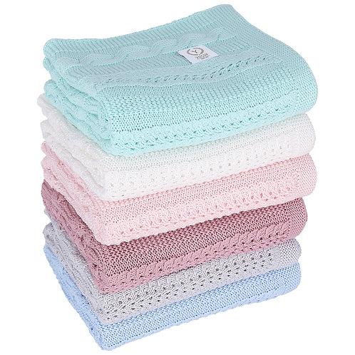 Dreamy - cotton blanket - Yosoy