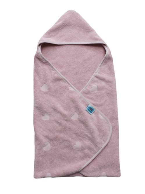 Towel with Hood - Pink No More - 70cmx70cm