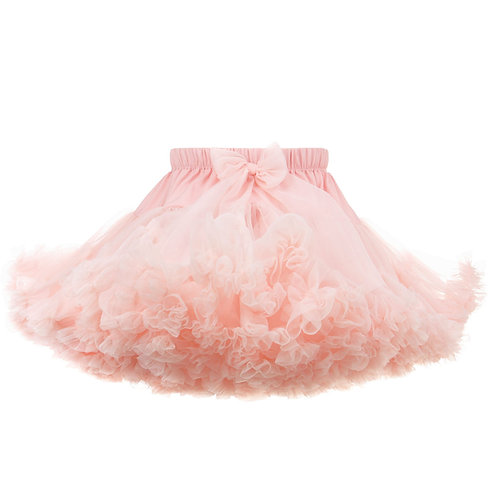 PETTISKIRT SKIRT - POWDER PINK