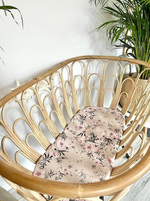 Bamboo Moses Basket Sheet - Yosoy