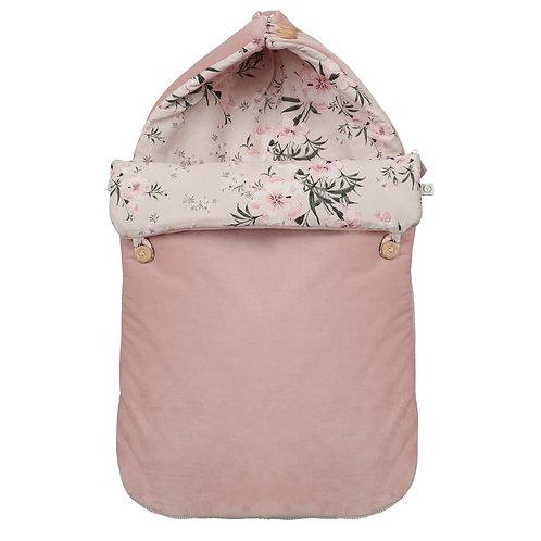 Car seat blanket with velvet - Yosoy