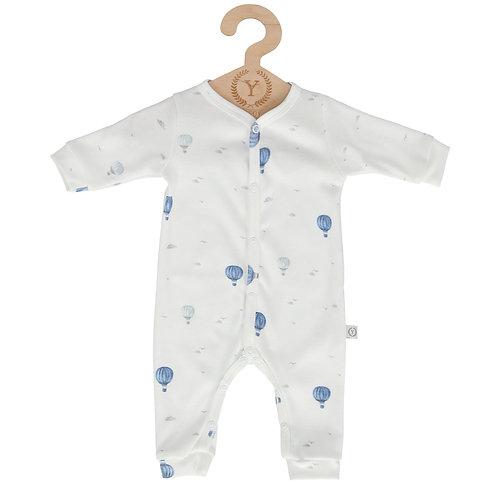 100% Organic Cotton BALLOONS - Sleepsuit