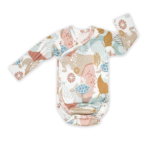 Vest -  long sleeve - Newborn