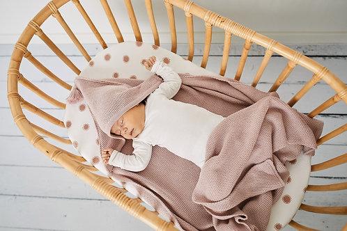 Bamboo Blanket with Hood