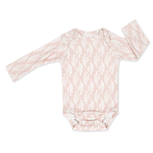 Baby Vest - Long Sleeve -6-9 months- 74cm - ColorStories