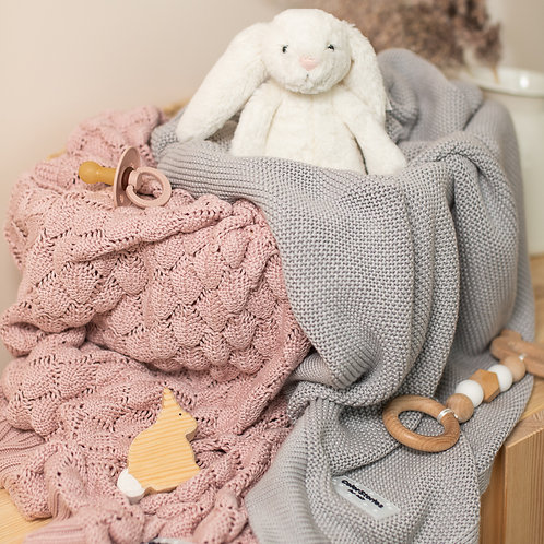 Bamboo Blanket Size M (Toddler size)