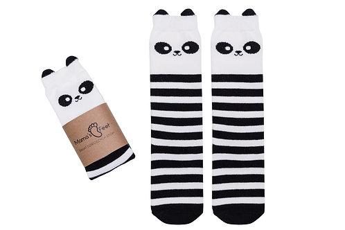 HIGH KNEE SOCKS - WANDA THE BRAVE PANDA