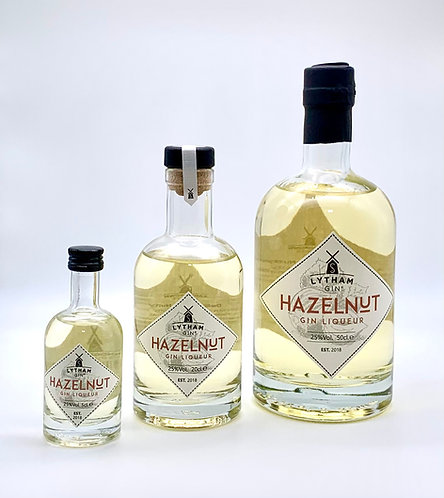 Hazelnut Gin Liqueur - 25% ABV