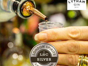 Double Silver at the London Spirits Competition