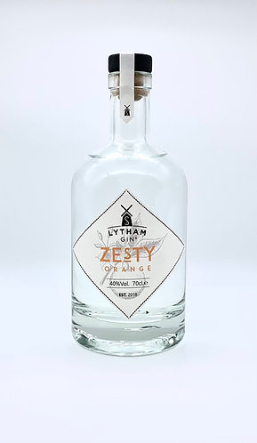 Lytham Gin Zesty Orange - 40% ABV