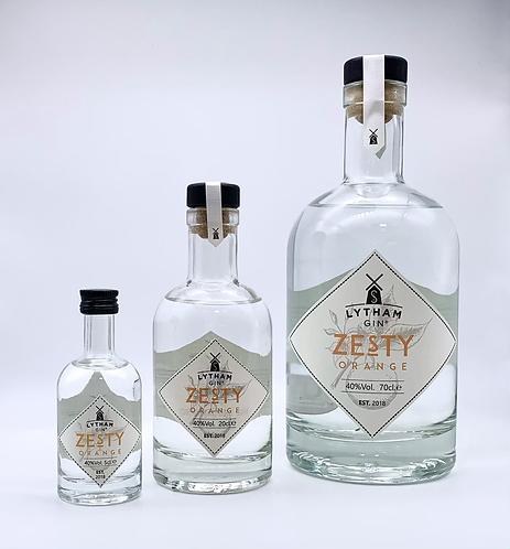 Lytham Gin Zesty Orange - 40% ABV