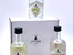 Our Gin Liqueurs Are Here!