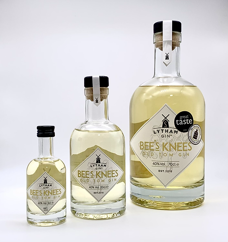 Bee's Knees - Old Tom Gin - 40% ABV