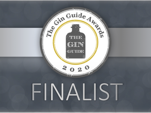 Lytham Gin Finalists in The Gin Guide Awards 2020