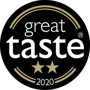 2020 Great Taste Awards Double Win