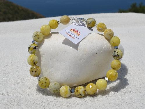Agate yellow - Κίτρινος αχάτης