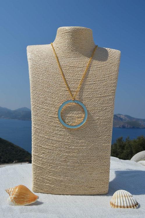 Turquoise link- Τυρκουάζ κρίκος
