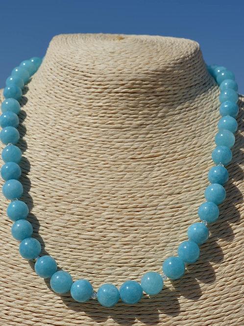 Τζέιντ γαλάζιο- Jade aqua