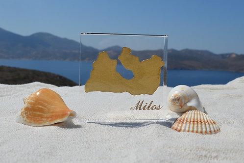 handcrafted decoration Milos island χειροποίητο διακοσμητικό Μήλος