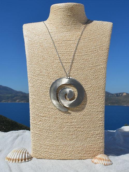 handcrafted spiral χειροποίτα κοσμήματα σπείρα
