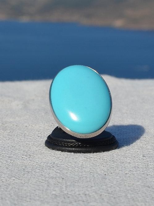 Turquoise ring - Δαχτυλίδι τυρκουάζ