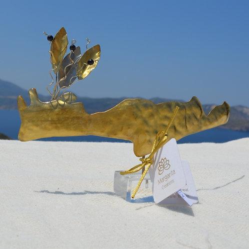 handcrafted Crete island χειροποίητα διακοσμητικά Κρήτη