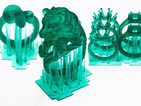 IMPRESIÓN 3D APLICADA A LA JOYERÍA