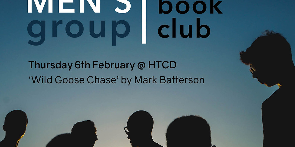 Men's Ministry Book Group  (1)