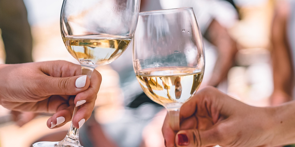 New Wine 2021 Evening Celebration  followed by drinks and nibbles