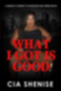 What I Got is Good! Erotica novel