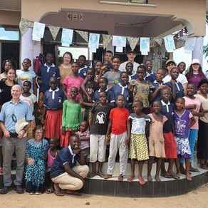 Mission in Tanzania by Joss Wheeldon