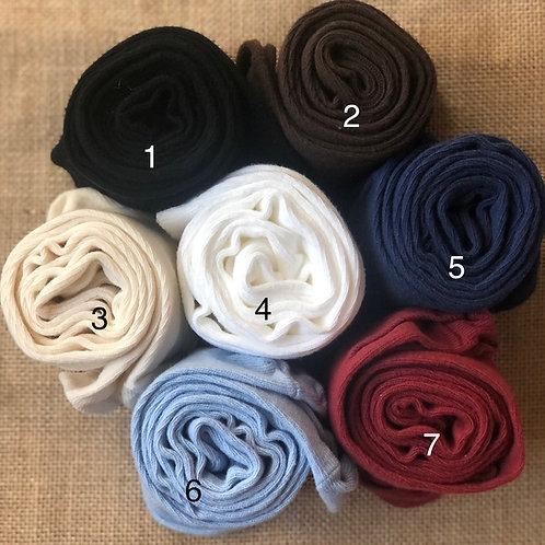 Small- Lightweight Cotton Stockings