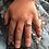 Thumbnail: Sterling Silver Horse Ring