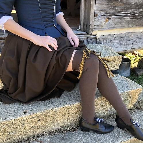 Claire's Garters- Outlander Season 1