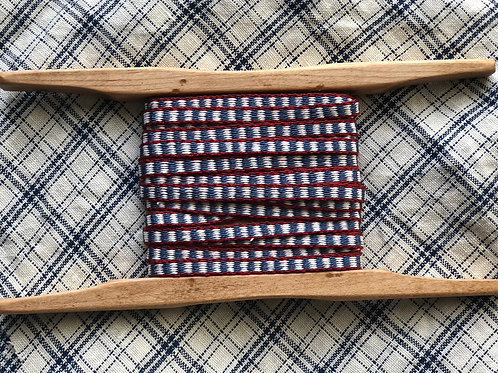 Red, White and Blue Apron Ties
