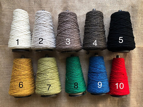 Design Your Own- Highland Wool Garters