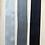 Thumbnail: Silk Taffeta Ribbon in Blue Hues
