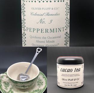 EARLY AMERICAN TEAS