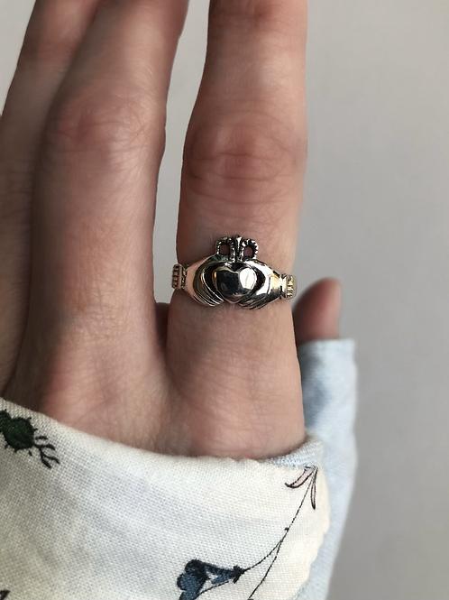 Historical Claddagh Ring