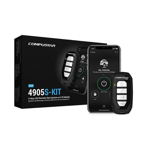 CSX4905-S-KIT Remote Starter