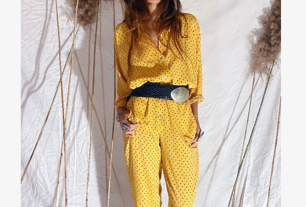 THE SOFT JUMPER | yellow