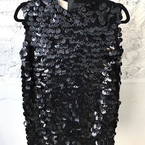 VINTAGE 60's Hand-Knit Angora Vest