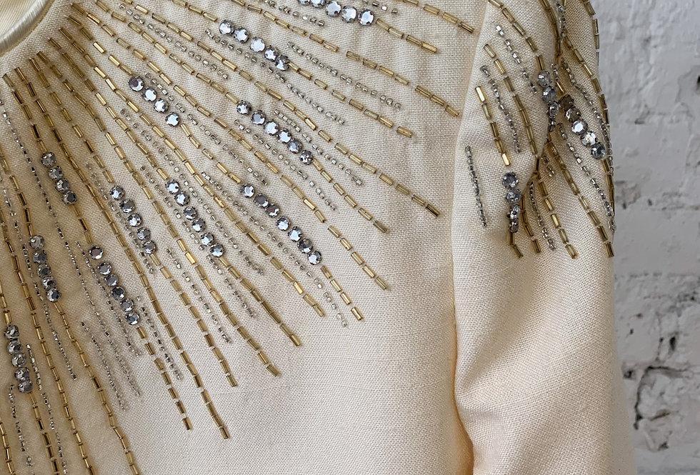 70's | 80's Nollan Miller Ivory Suit