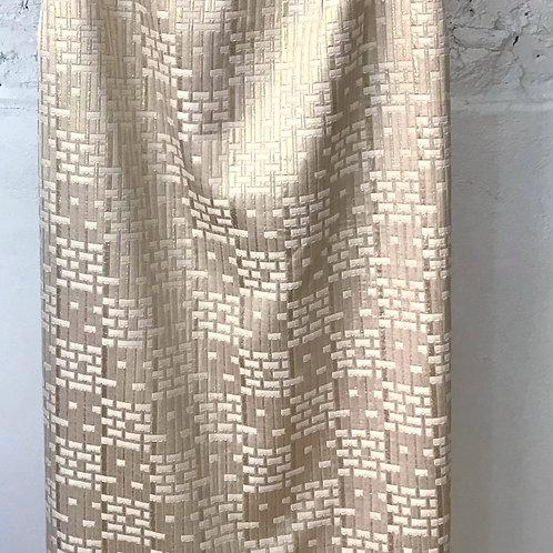 VINTAGE 60's Brocade Skirt