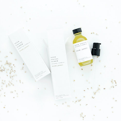 NASH + JONES Seed Facial Serum