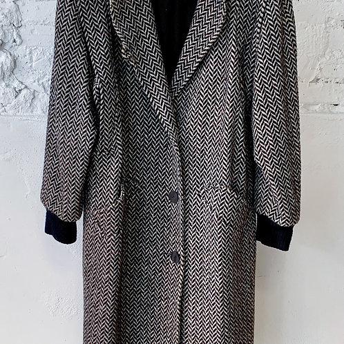 80's VINTAGE Coat