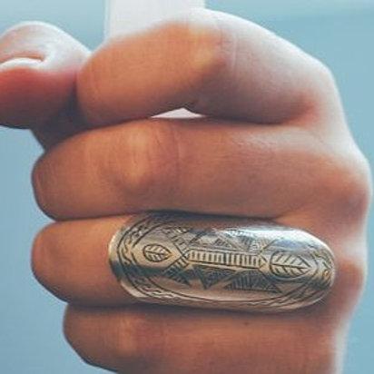 Seabird Sleeve Ring