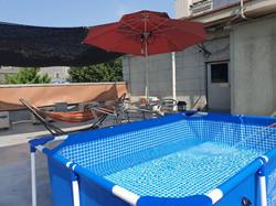 Pool (for summer season)
